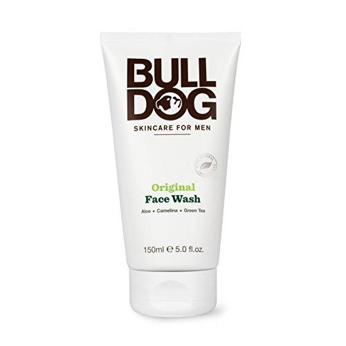 Bulldog Gel Limpiador Facial - 150 ml
