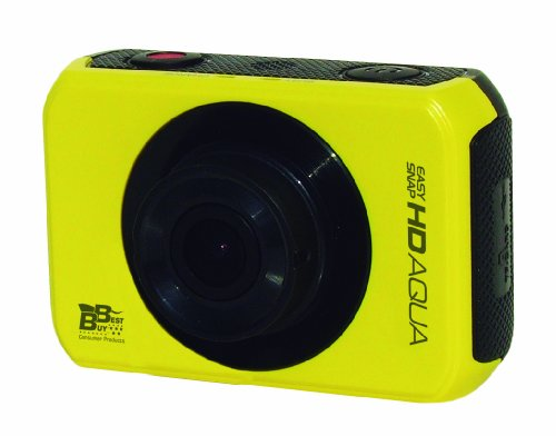 best-buy-easy-snap-hd-aqua-1812-camescopes-camera-de-sport-720-pixels-5-mpix