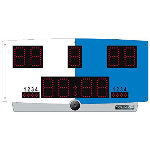 Stramatel® Anzeigetafel W-TopX, Mit Netzbetrieb