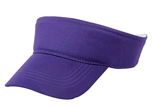 Butterme Moda unisex Outdoor Bambini Sport Sun Visor Cappello regolabile