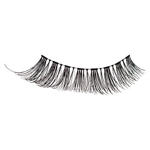 Lazy Lashes 100% Human Hair False Eyelashes - Arjamy