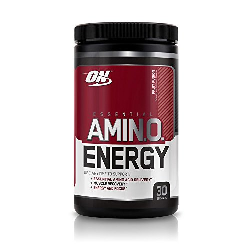 OPTIMUM Nutrition Amino Energy, 270g, Geschmack:Fruit Punch -