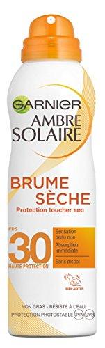 Garnier Ambre Solaire Brume Sèche FPS 30 200 ml