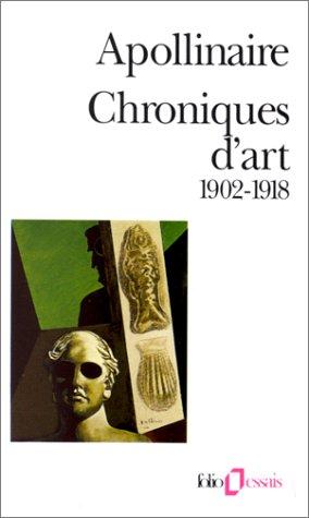 Chroniques d'art: (1902-1918)