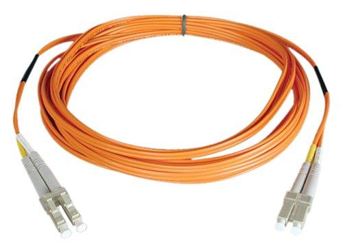 Tripp Lite N520-50m 50m LC LC orange LWL-Kabel-Glasfaserkabel von (50m, LC, LC, orange) - 50-meter-fibre-kabel
