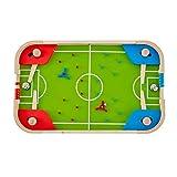 Tabelle Football Kinder Tisch Flipper, Manuelle Fußball Spielzeug Doppel Spiel Spielzeug Haruko Interaktive Tabelle Spielzeug (Color : Green, Size : 57.4 * 35.4 * 6.5cm)