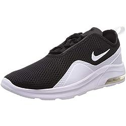 Nike Air Max Motion 2, Chaussures de Running Homme, Multicolore (Black/White 003), 44.5 EU