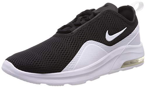 Nike Herren Air Max Motion 2 Laufschuhe, Mehrfarbig (Black/White 003), 42.5 EU - Store Nike