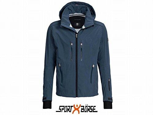 Bogner Herren Team Ski Jacke Urban T Navy Blau Größe 50 L Etikett (L 50) (Herren Bogner Ski-jacke)