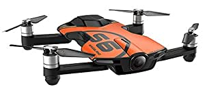 Ailes Country S6Poche Drone Orange Frais