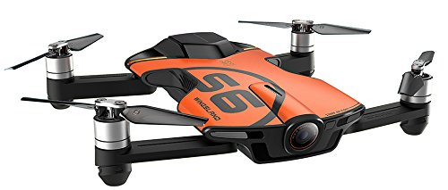 Wings Land S6 Pocket Drone Fresh Orange