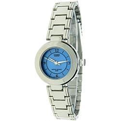 02347 | Reloj Casio Sheen Shn-120d-2 Señora Acero 50 M