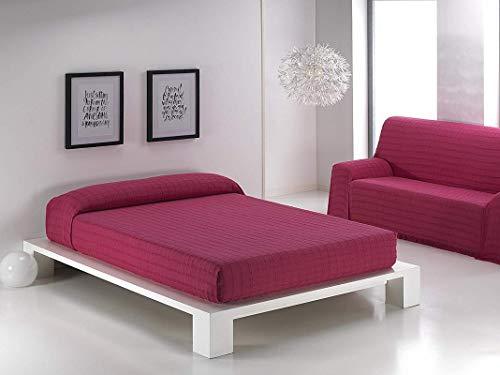BENEDETTAHOME Colcha Foulard Multiusos Mariola para sofá y para Cama, Algodón-Poliéster 180x260cm....