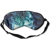 Eye Mask Eyeshade Animated Background Sleeping Mask Blindfold Eyepatch Adjustable Head Strap preisvergleich bei billige-tabletten.eu