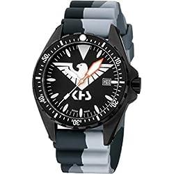 KHS Mens Watch MissionTimer 3 Eagle One KHS.MTE.DC1