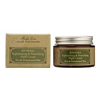 Fresh Line Athena Nourishing Night Cream for Dry and Dehydrated Skin 50 ml