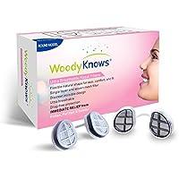 WoodyKnows ultra atmungsaktiv Nasenfilter für Heuschnupfen Pollen&Staub Allergien,Tierhaare und Hautschuppen Allergie... preisvergleich bei billige-tabletten.eu