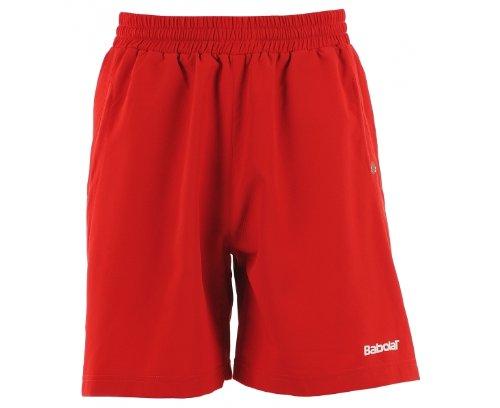 Babolat Herren Tennisshort Club Line Rot