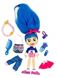 Trollz Back to school Sapphire - Big hair is back - Made by Hasbro in 2005 [Toy]