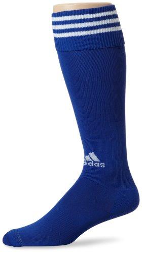 adidas Copa Zone Kissen Socke, Damen Mädchen Jungen Herren, 228837-Cobalt/Wht-L, CobaLight/White, Large -