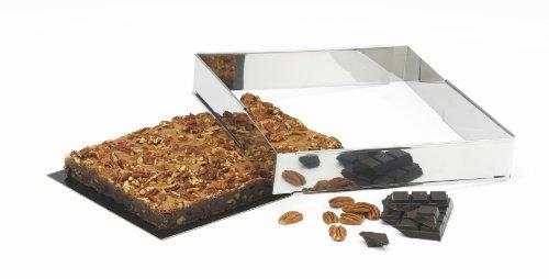 Patisse 02167 - Molde rectangular ajustable para pan, brioche 25-46 y 17-32 cm