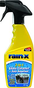 Rain X 88199500 Rain Repellent and Glass Cleaner