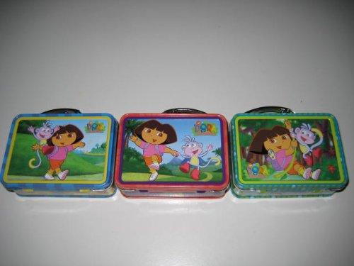 Dora the Explorer & Boots - Mini Dose in Kofferform (Boots Dora The Explorer)