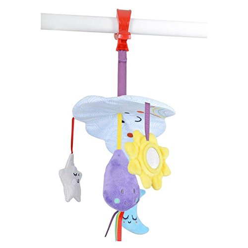 Baby Sensory Say Hello Little Girl Stroller Toy Suitable From