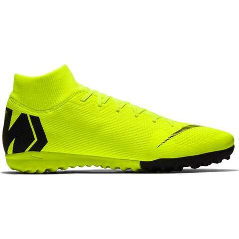 Nike Herren SuperflyX 6 Academy TF Fußballschuhe, Grün (Volt/Black 701), 43 EU