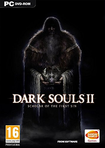 Dark Souls II: Scholar of the First Sin (PC Code)  available at amazon for Rs.1136