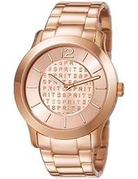 Esprit Mia Analog Gold Dial Women's Watch - ES107072004
