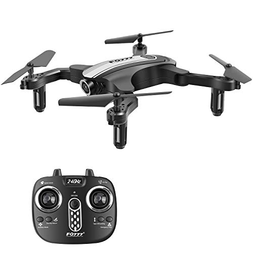 pengrui Drohne für Anfänger, transportierbarer Mini RC-Quadrocopter mit faltbaren Armen, Höhe-halten, Kopflos-Modus, EIN-Tasten-Rückkehr, Best Spielzeug Drohne für Kinder