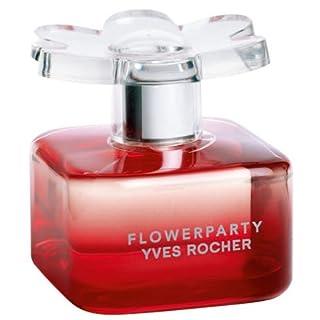 Yves Rocher – Eau de Toilette Flowerparty (50 ml): Ein unwiderstehlicher Damen-Duft zum Verlieben