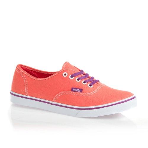 Vans Authentic Lo Pro chaussures rouge violet