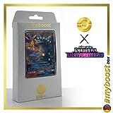 Zygarde GX SM122 - #myboost X Sonne & Mond 6 Grauen der Lightfinsternis- Box mit 10 Deutschen Pokémon-Karten