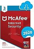 McAfee® Internet Security bietet vertrauenswürdigen Viren- und Identitätsschutz für Ihre PCs, Macs, Smartphones und Tablets*, damit Sie online sicher surfen, einkaufen und Bankgeschäfte erledigen können. Das schnell installierte Produkt blockiert ...