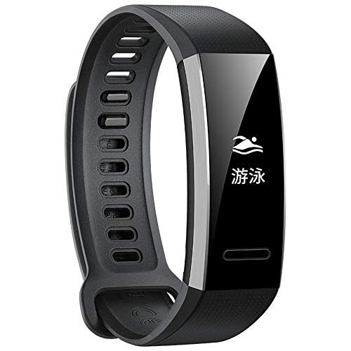 Huawei Honor Band 4, Reloj Pulsera de Fitness con Monitor de frecuencia cardíaca IP67 Impermeable Monitorizador de Actividad Rastreador Monitor (Azul)