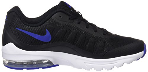 Nike 749680, Sneakers Basses Homme Multicolore (Black / Paramount Blue / White)
