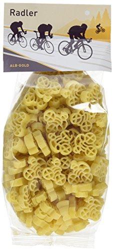Alb-Gold AG Radler-Nudeln, 6er Pack (6 x 250 g) (100% Natürlichen Hähnchenbrust)