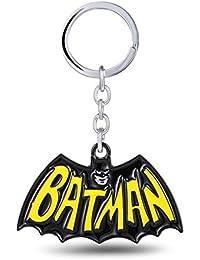 Classic Batman Metal Keychain