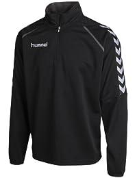 Hummel Unisex - Erwachsene Sweatshirt Stay Authentic Poly