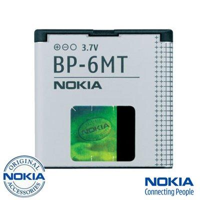 BATTERIA NOKIA BP-6MT ORIGINALE E51 N81 N82 N81 8GB BP6MT 6720 CLASSIC 1050mAh - N81 8 Gb
