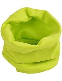 Ruikey Bebé Pañuelos de Cuello Bufanda del Invierno del Otoño de los Niños Bufanda del Knit del Bebé del Algodón