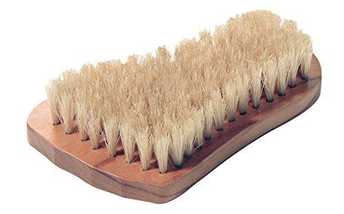 Croll & Denecke 20243 Brosse à ongles en bois avec poils naturels
