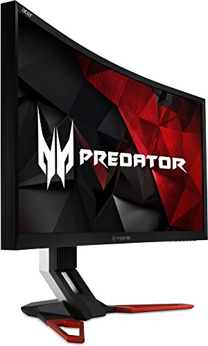 Acer Predator Z35 – 35″ – Ultrawide Curved Monitor - 4