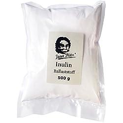 Inulin präbiotischer Ballaststoff 500 gr, Jean Pütz Original