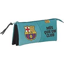 FC Barcelona Estuches, 22 cm, Turquesa