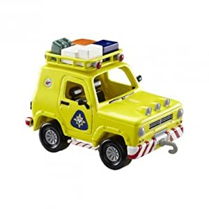 sam le pompier fireman sam voiture v hicule montagne ambulance fs03377 jeux. Black Bedroom Furniture Sets. Home Design Ideas