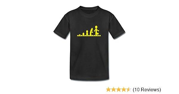 Kids LEGOSAURUS TShirt Gift Childrens Lego Tshirt Lego Bricks Clothing