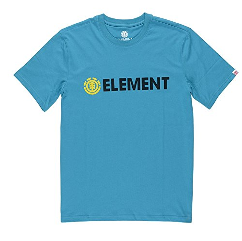 Element Herren Blazin Ss Shirt und Hemd Biscay bay